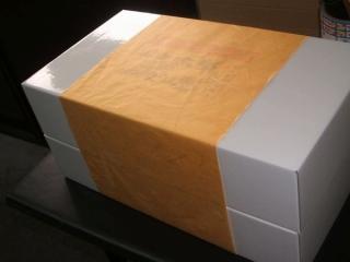 贈答用の簡易包装